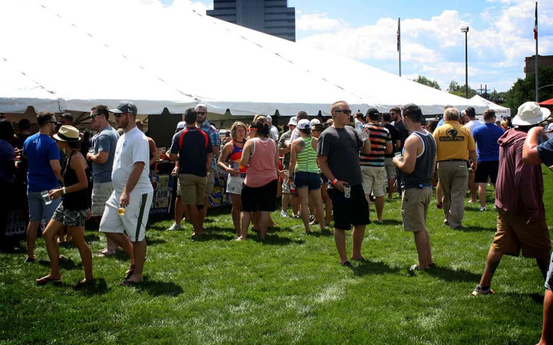 Glendale blends beerfest and rugby tournament