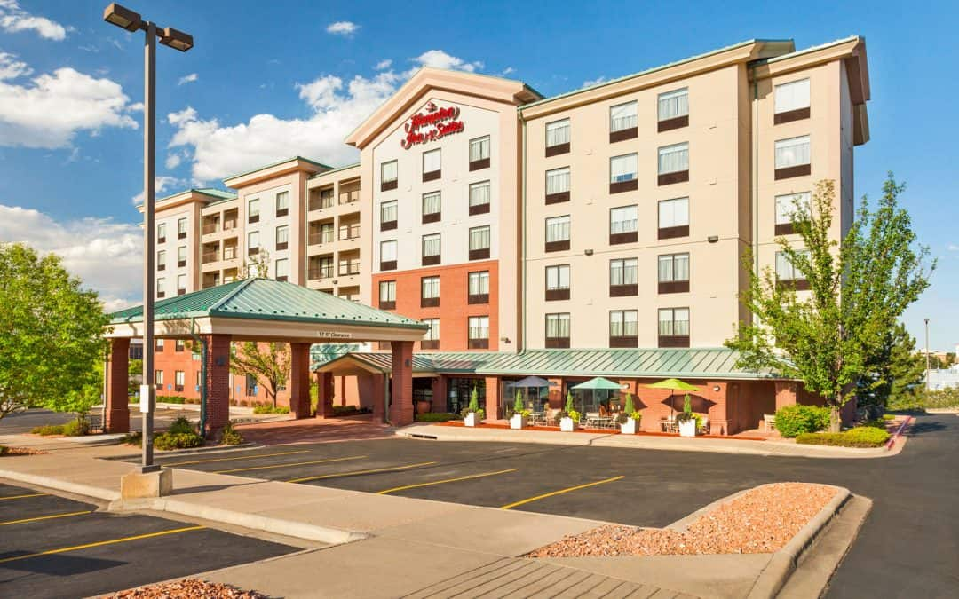 Glendale's Hampton Inn & Suites a model business