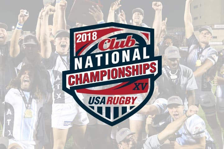 Glendale Hosts USA Rugby Club Championships (XV)