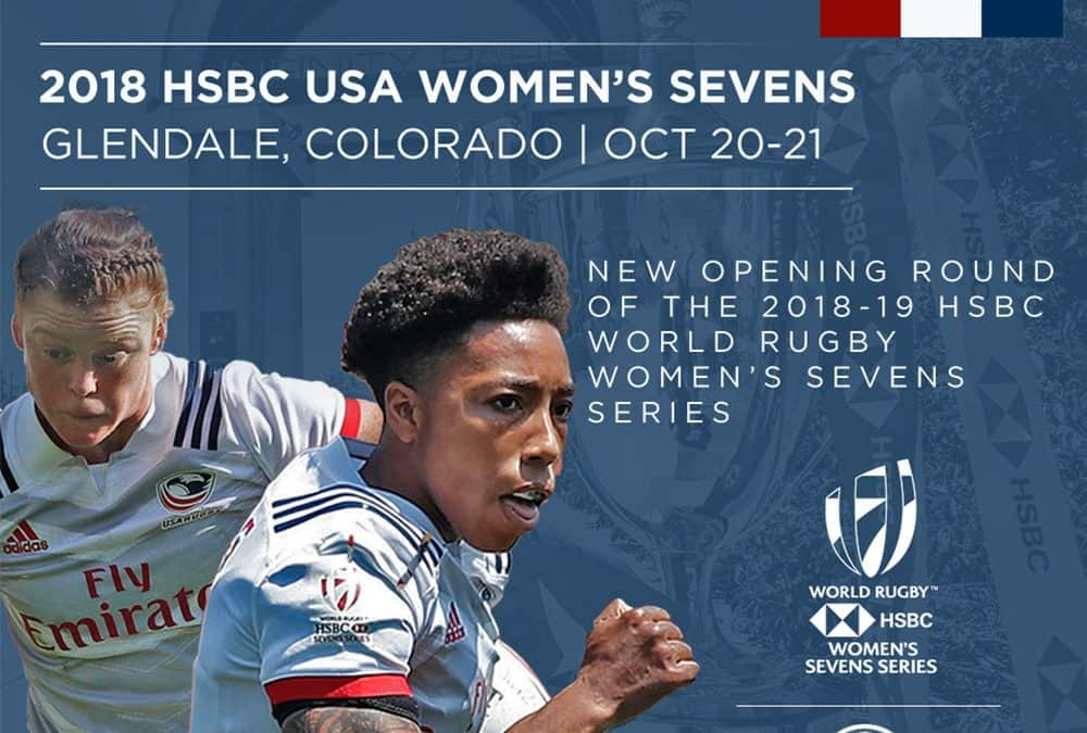 World Rugby Announces New Opening Round For 2018-19 HSBC World Rugby Women's Sevens Series